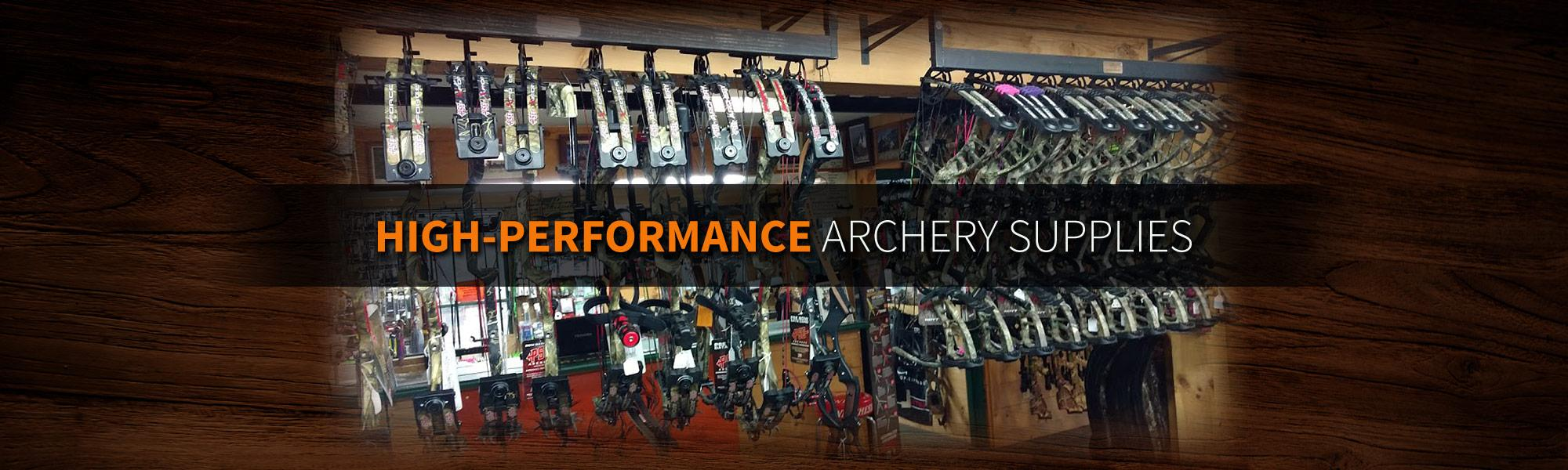 High-Performance Archery Supplies